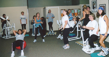 pace circuit training how pace works
